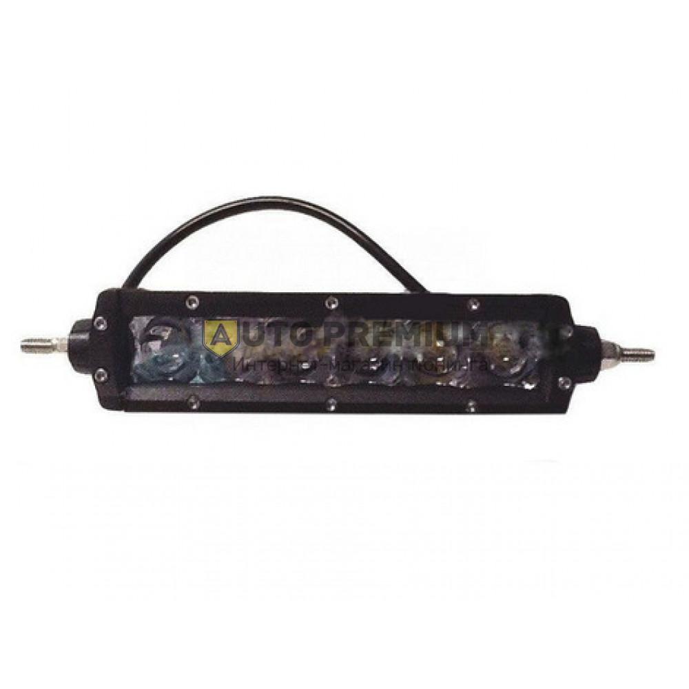 Балка с диодами PL-3201-FS (6*3Вт)
