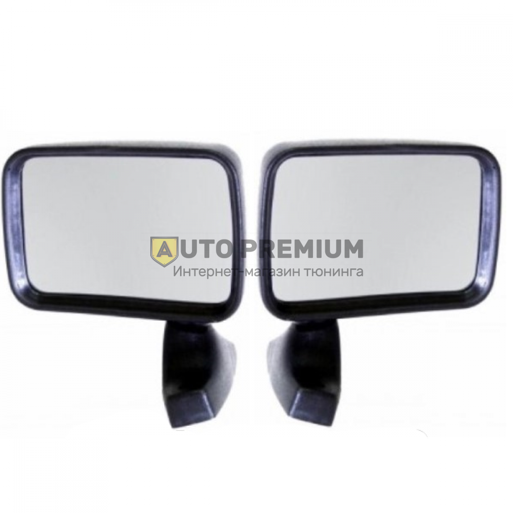 Боковые зеркала на ВАЗ 2101, 2102, 2103, 2106 Р-1б с антибликовым покрытием